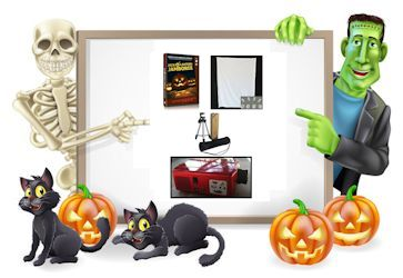 Halloween Projector Bundles
