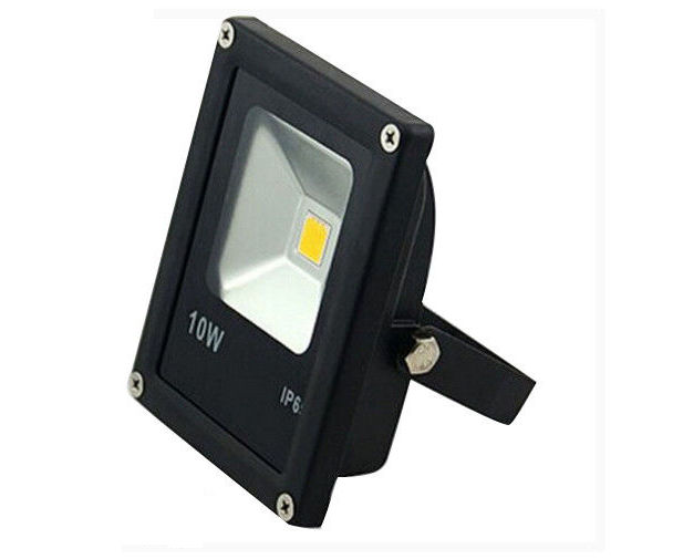 10 Watt Commercial Colored LED Flood Light