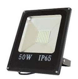 50 Watt Commercial Colored LED Flood Light