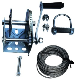 Mega Tree Hand Winch Kit