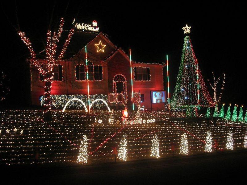 20 39 mega christmas tree for outdoor christmas decorations for Christmas window decorations clearance