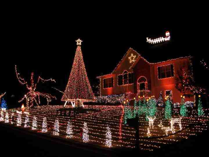 Amazon Outdoor Christmas Decorations