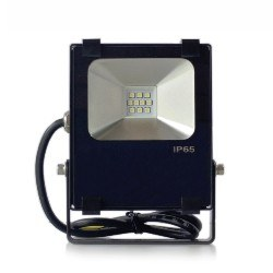 RGB 20 watt DMX flood light