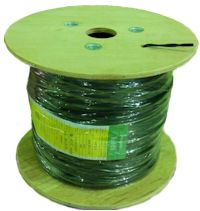 SPT-2  18AWG Wire 1000 feet (10 Amps, Green)