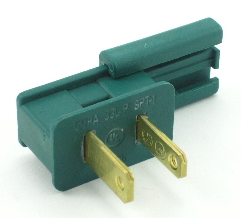 SPT1 Male Plug-10 in a pack (Green)
